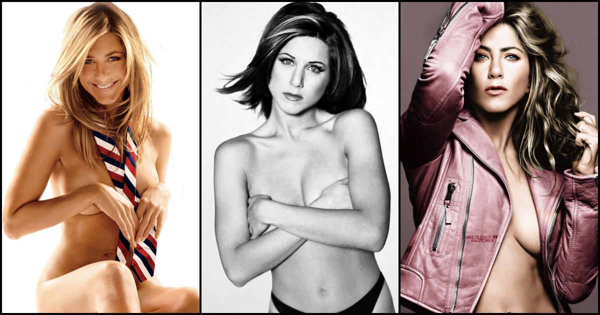 Jennifer Aniston Naked Photo Goes Up For Auction For Coronavirus Charity