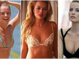 49 Sexy Margot Robbie Boobs Pictures Which Will Make You Fall For Her