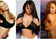 49 Sexy Mariah Carey Boobs Pictures Are A Delight For Fans