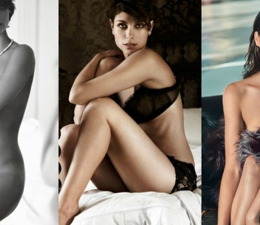 49 Sexy Morena Baccarin Boobs That Are Sure To Make You Her Biggest Fan