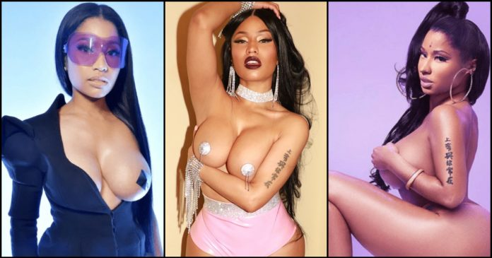49 Sexy Nicki Minaj Boobs Pictures Are Just Too Damn Delicious