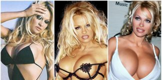 49 Sexy Pamela Anderson Boobs Pictures Which Will Get You All Sweating