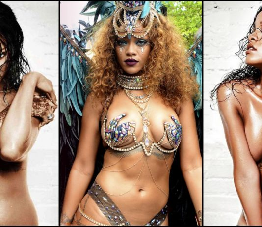 49 Sexy Rihanna Boobs Pictures Are Too Damn Appealing