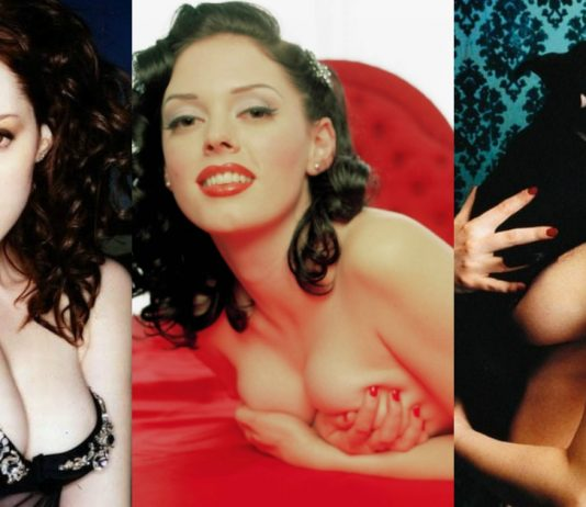 49 Sexy Rose McGowan Boobs Pictures Are Really Mesmerising And Beautiful