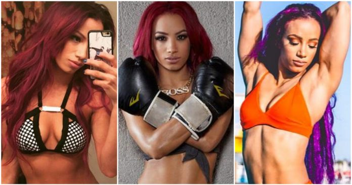 49 Sexy Sasha Banks Boobs Pictures Will Bring A Smile To Your Face