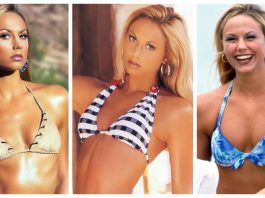 49 Sexy Stacey Keibler Boobs Pictures Which Will Make You Drool For Her