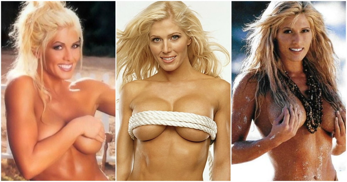 49 Sexy Torrie Wilson Boobs Pictures That Are Sure To Make You Her