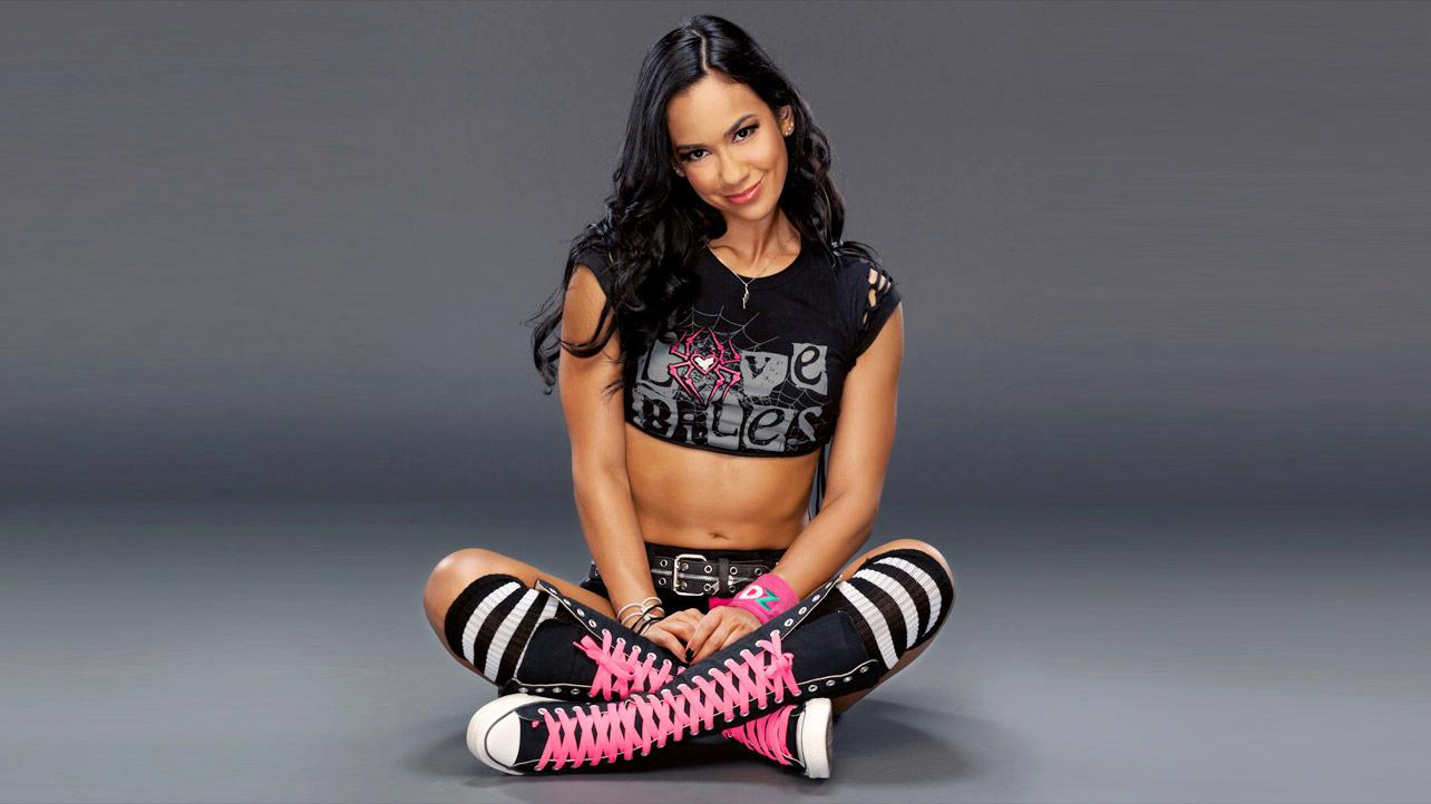 AJ Lee awesome pic