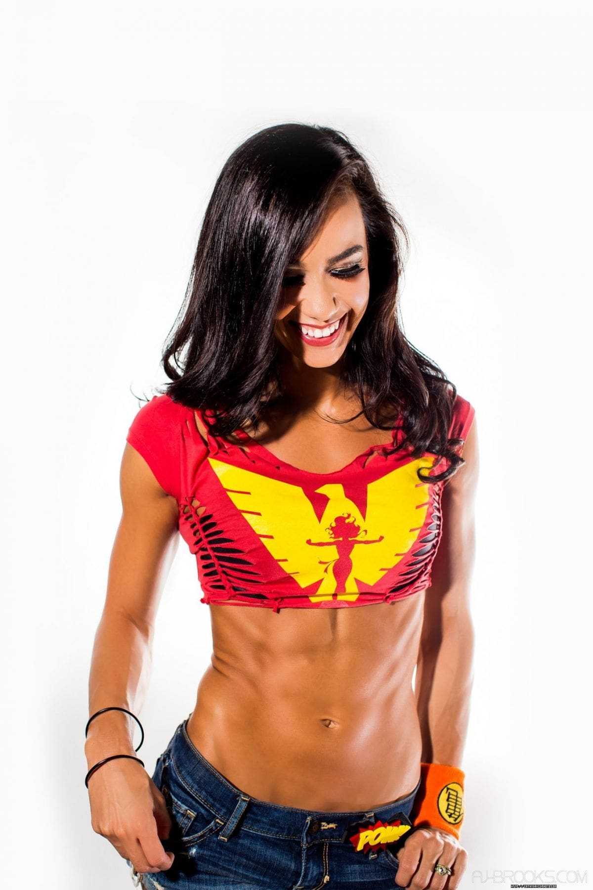 AJ Lee beautiful pic