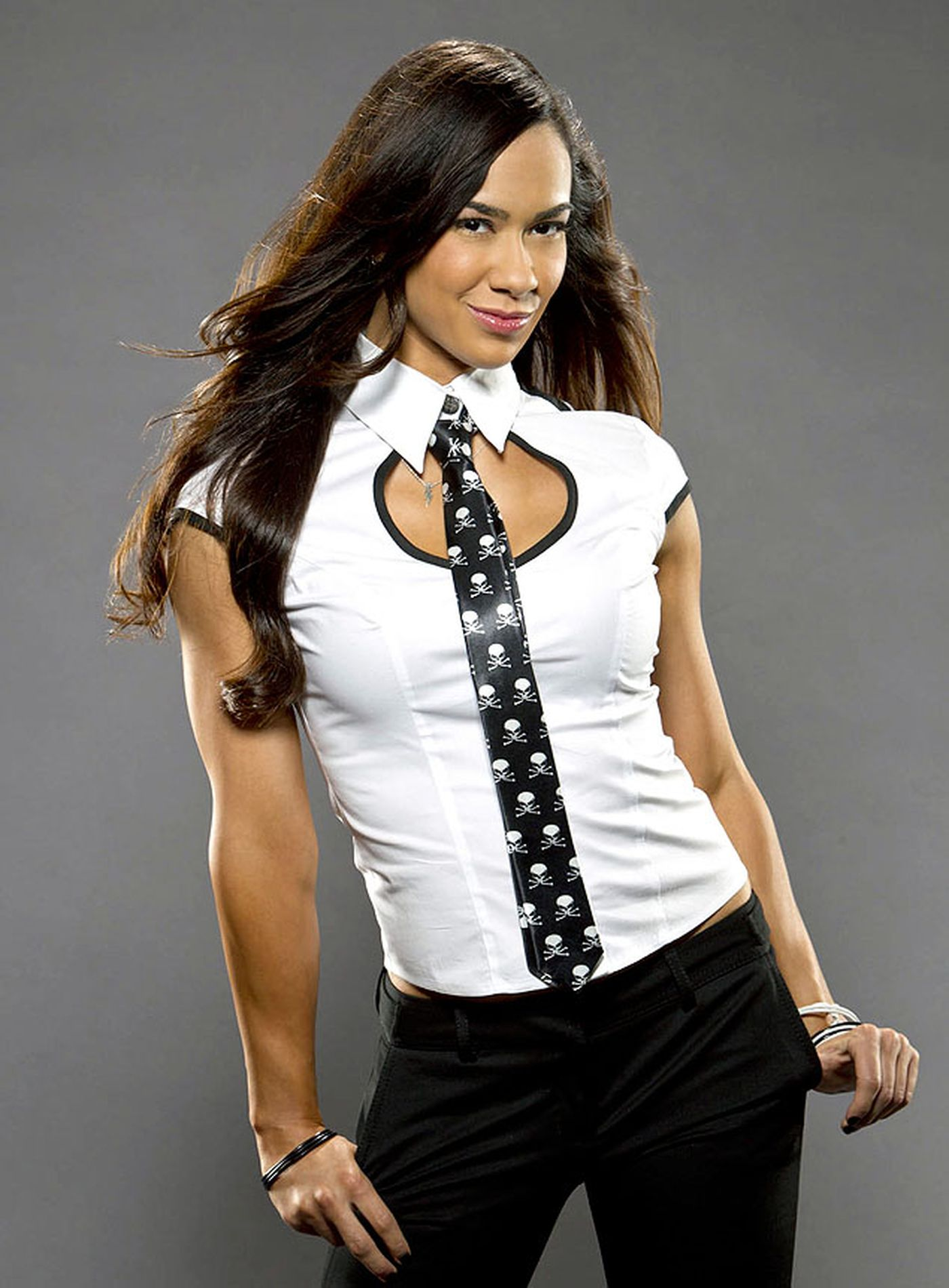 AJ Lee hot pics
