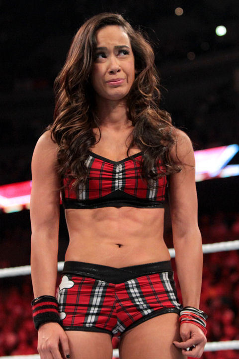 AJ Lee sexy photos