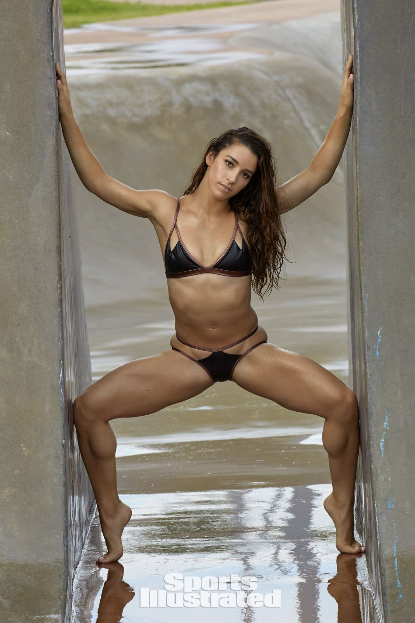 Aly Raisman hot and sexy
