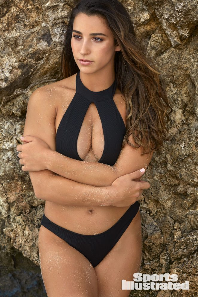 Aly Raisman hot bikini photo