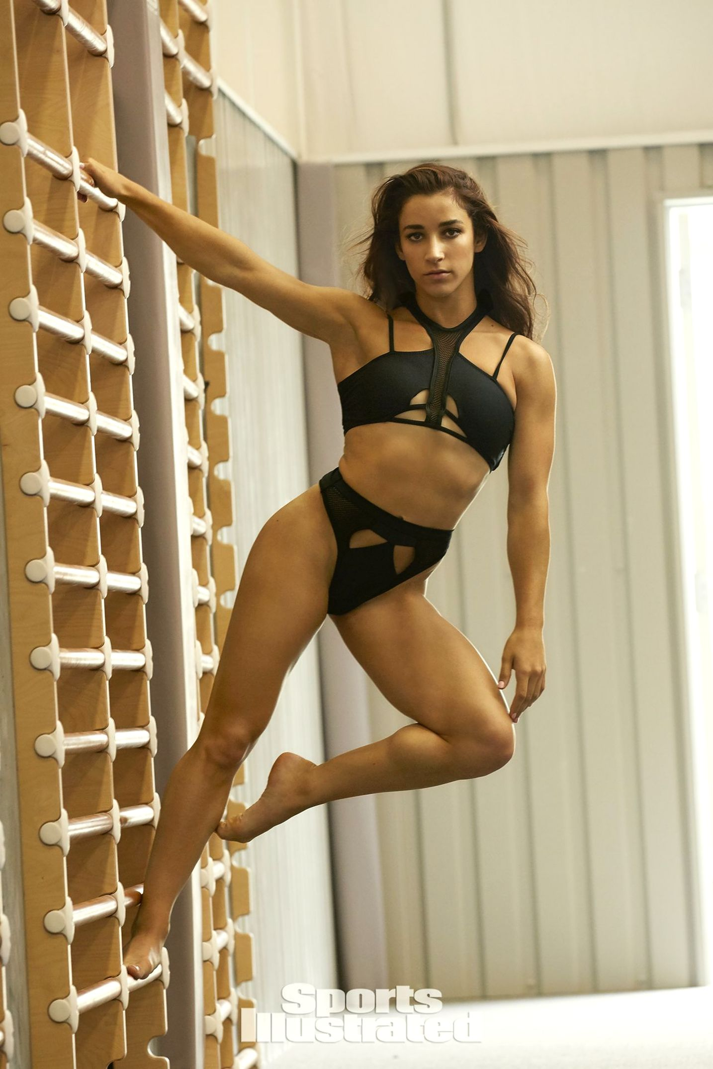 Aly Raisman hot swimwear photo