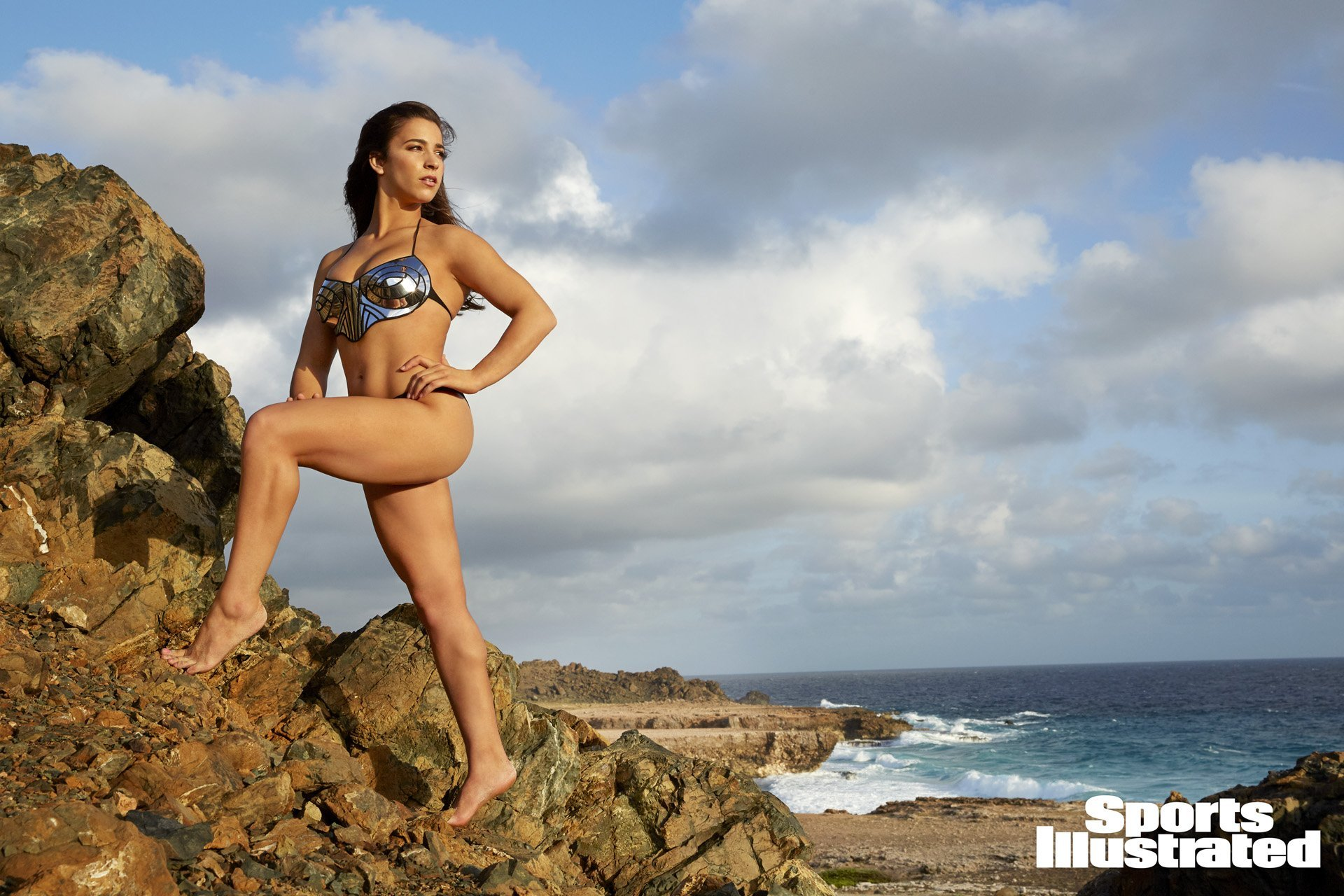 SI Swimsuit Edition - Aly Raisman