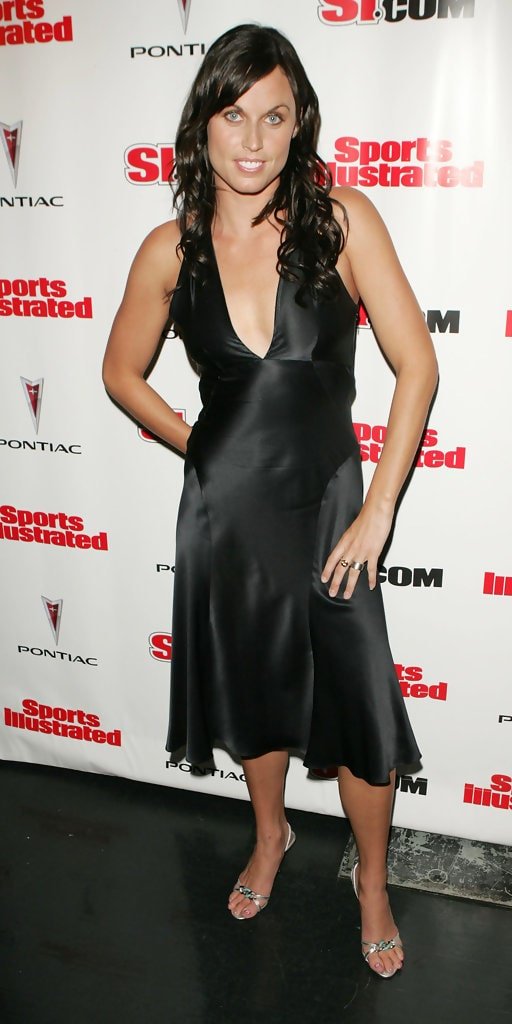 Amanda Beard Hot in Sports Illustrated