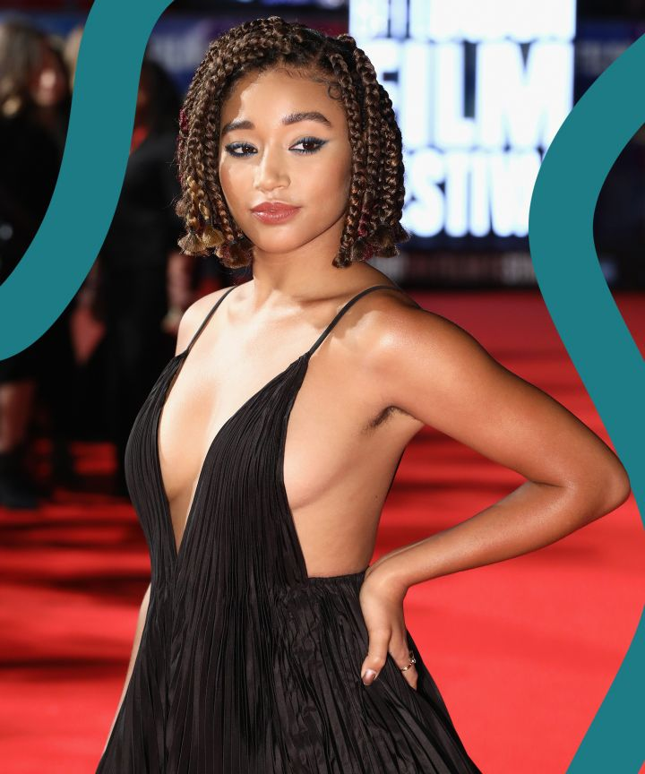 70+ Hot Pictures Of Amandla Stenberg Which Will Make You