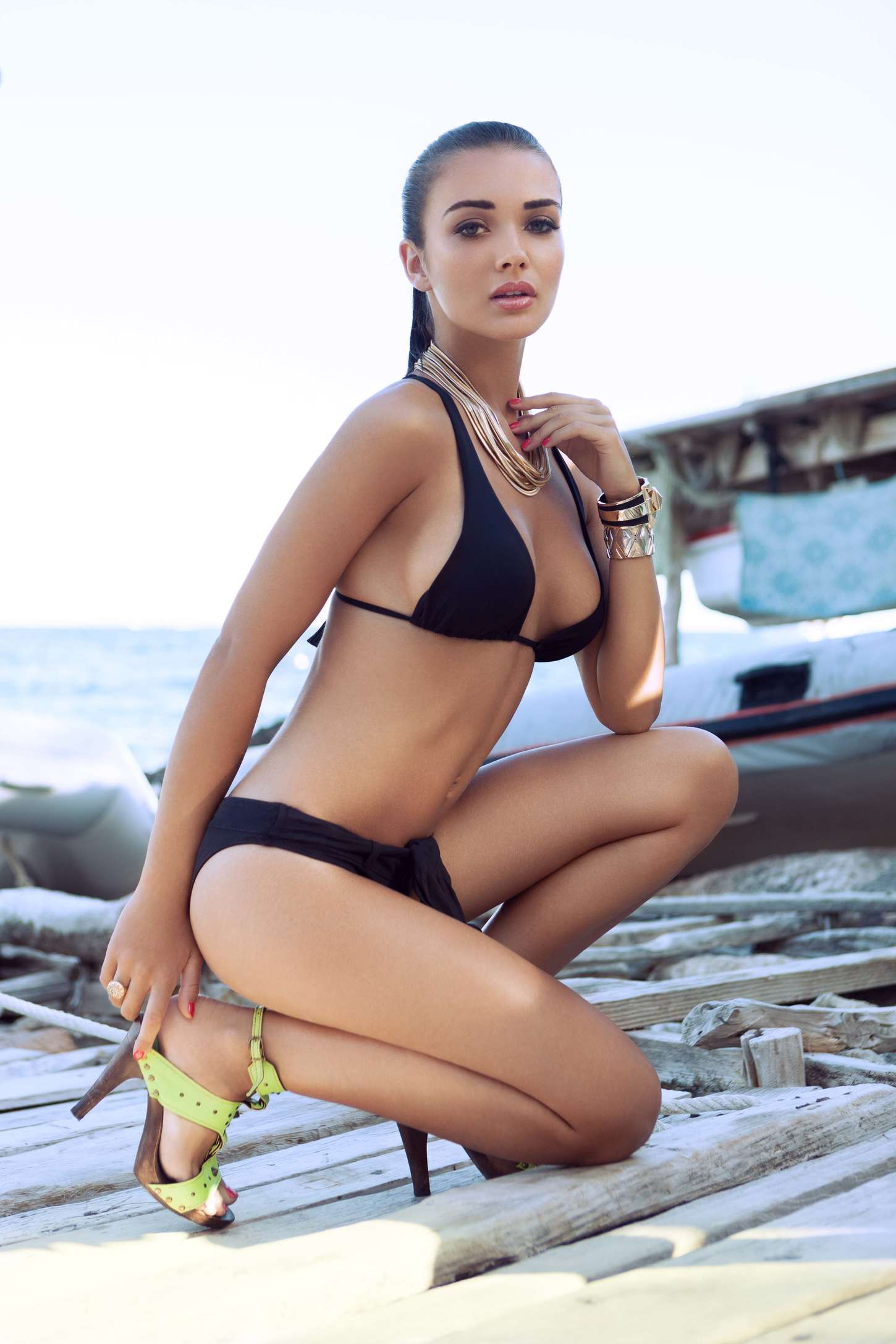 Amy Jackson Sex Com 60 hottest amy jackson bikini will prove that she is one of