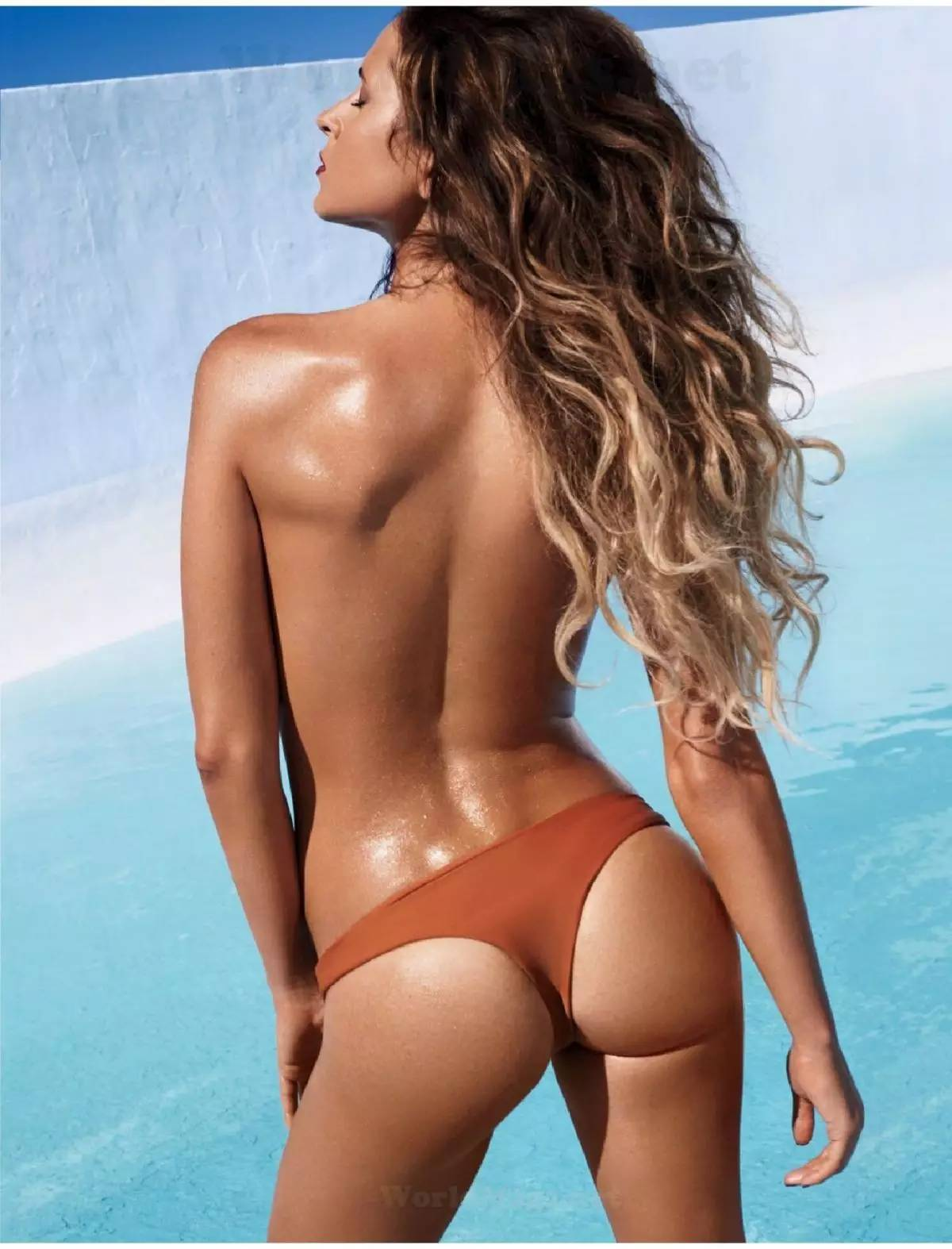 Anastasia Ashley Sexy Ass