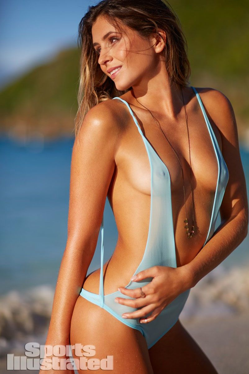 Anastasia Ashley Sexy Boobs