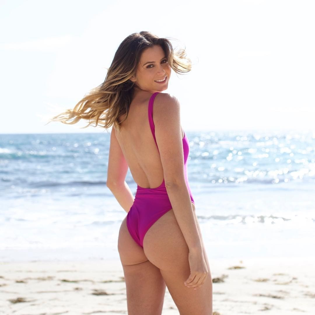Anastasia Ashley Sexy Booty
