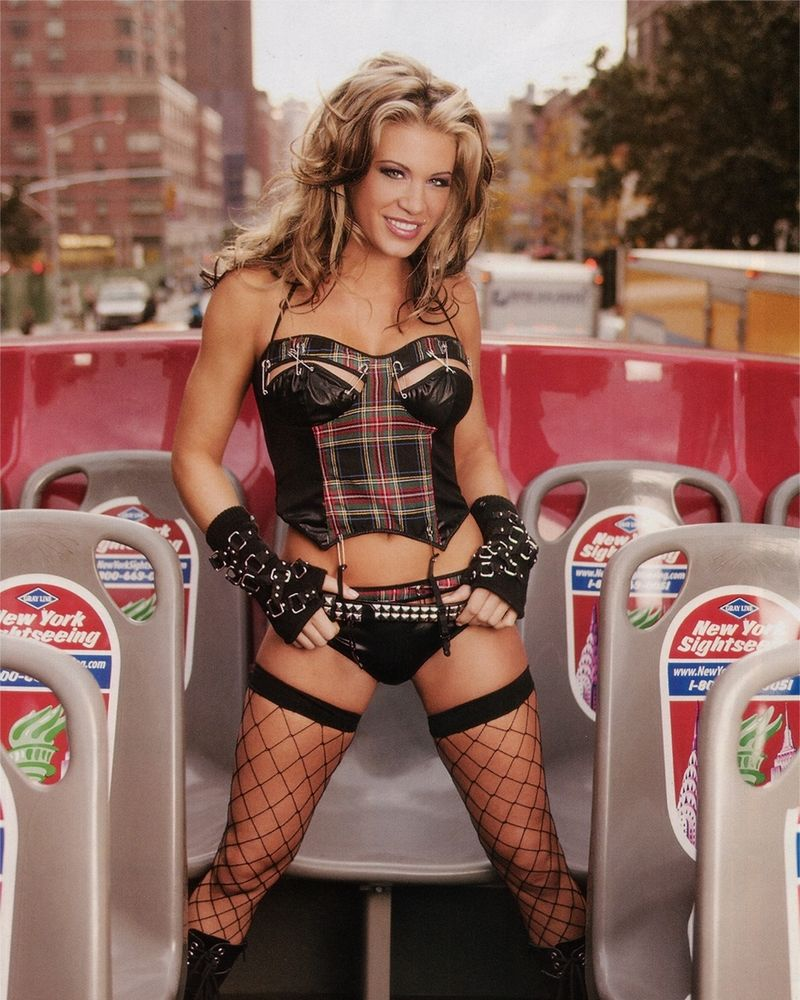 Ashley Massaro Hot
