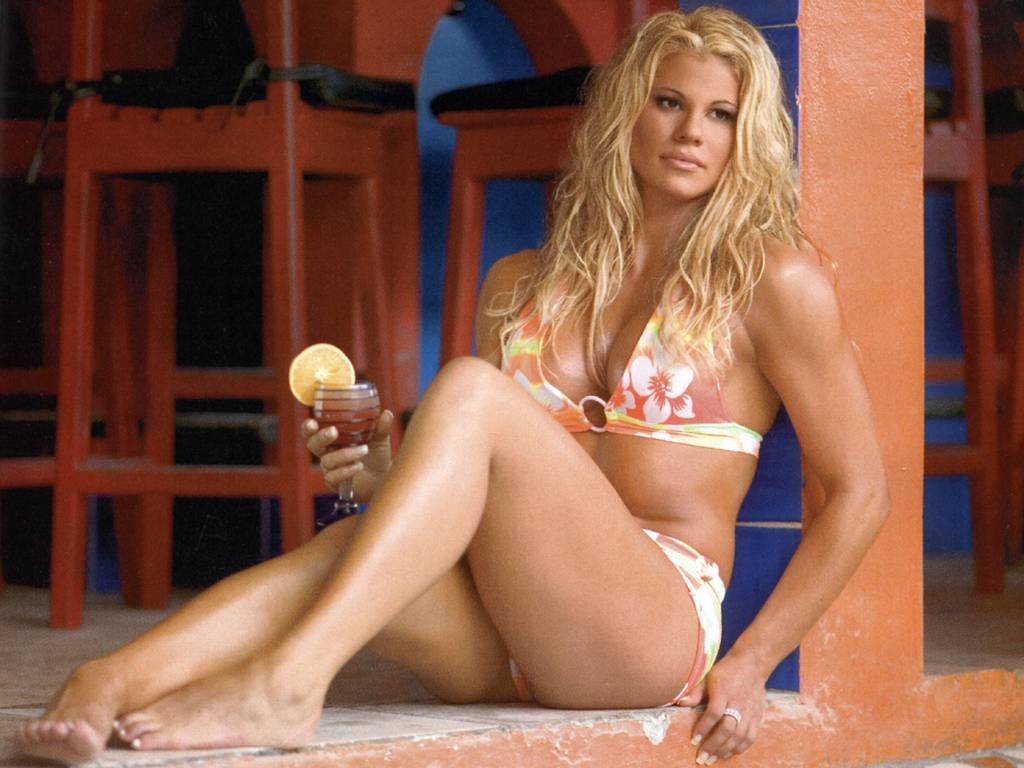 Ashley Massaro Hot Legs