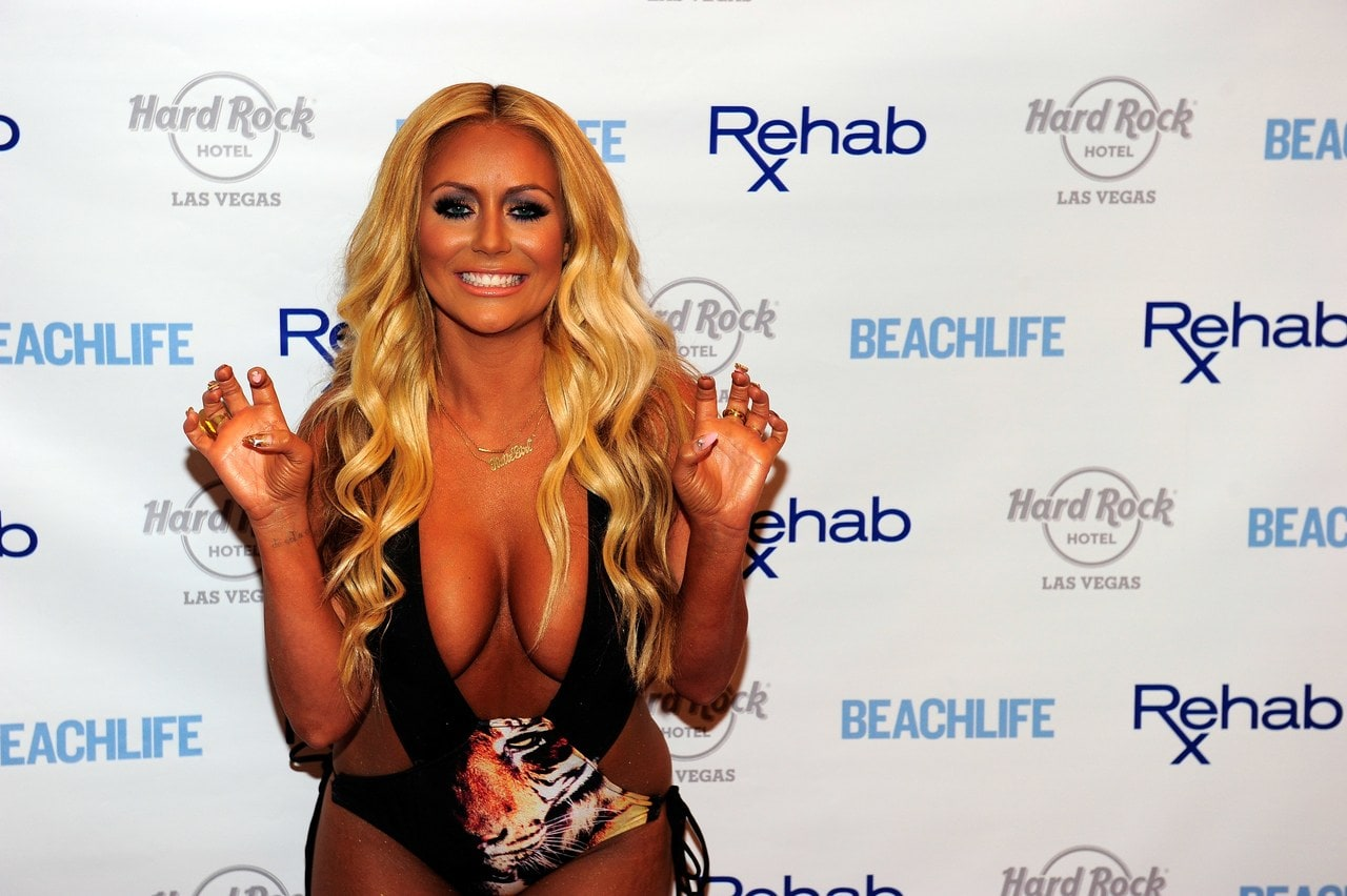 Aubrey O'Day hot photos