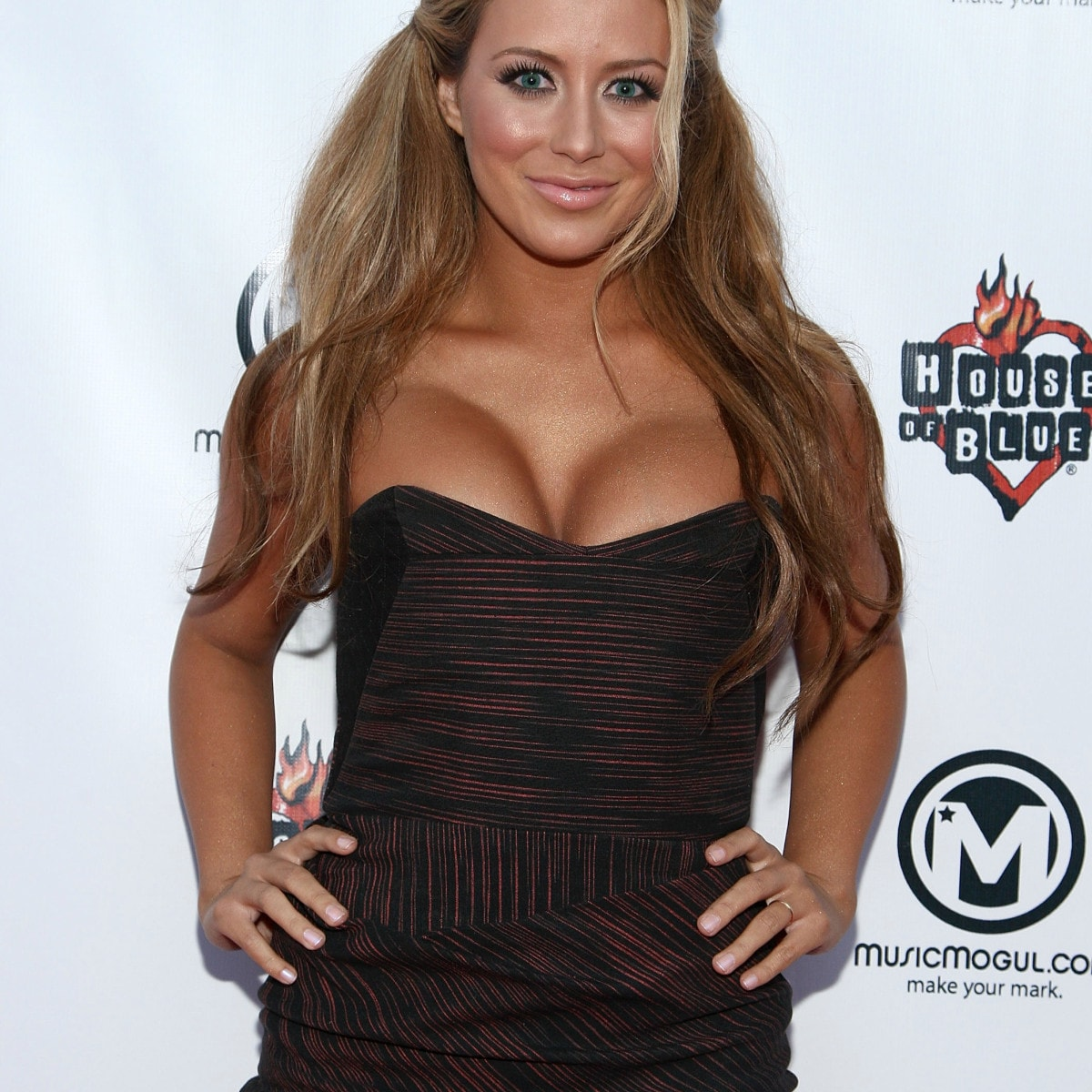 Aubrey O'Day sexy photos (2)