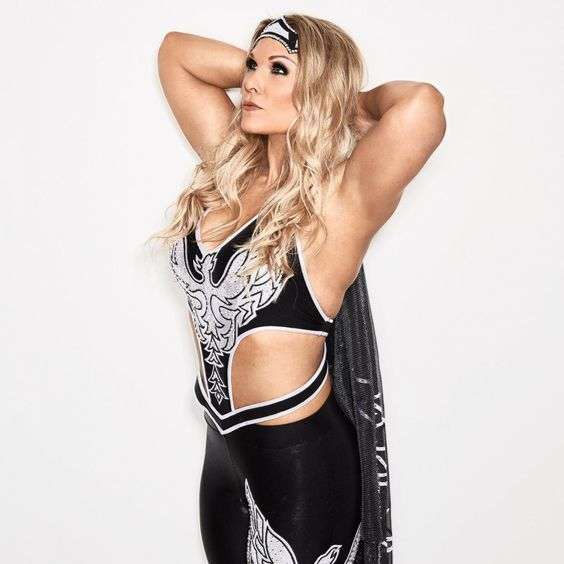 Beth Phoenix black dress