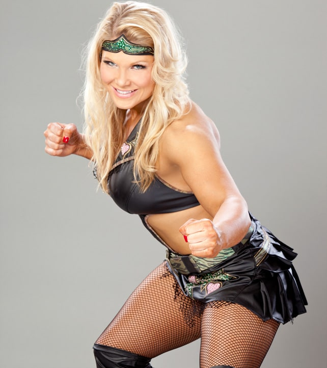 Beth Phoenix hot dress