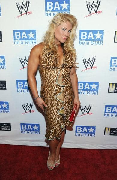 Beth Phoenix hot girl