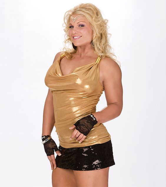Beth Phoenix sexy outfit
