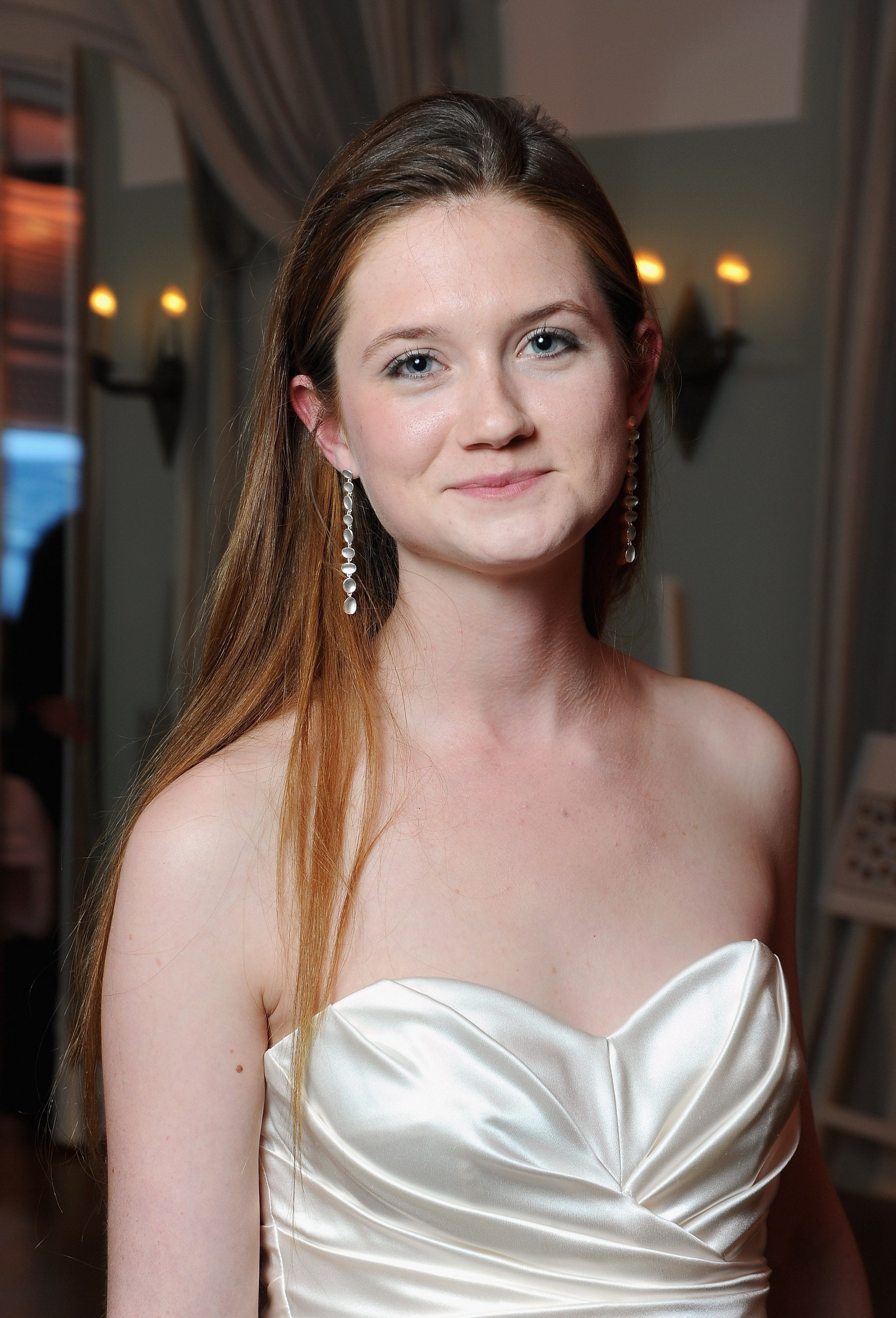 Bonnie Wright very hot picture