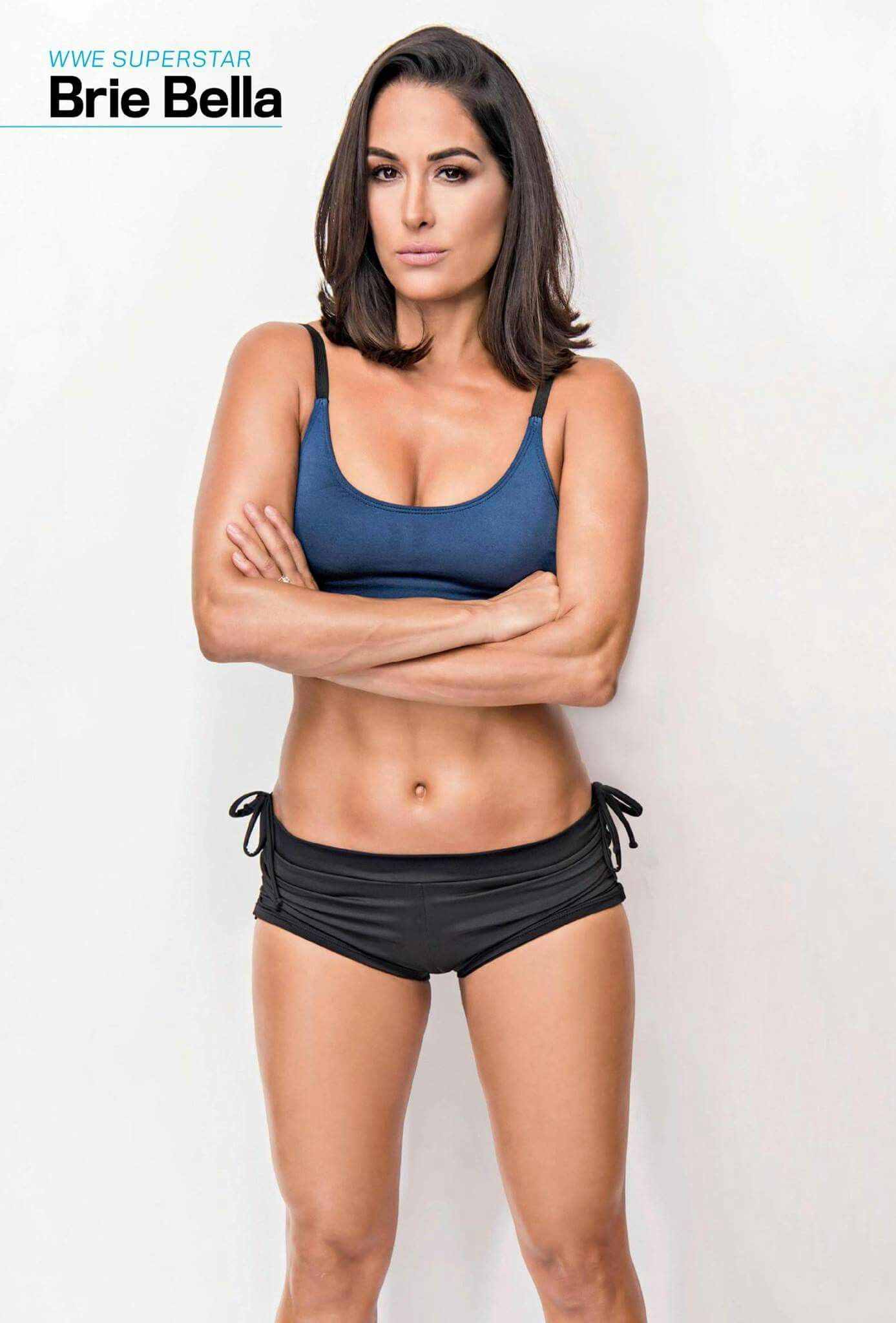 Brie Bella hot pic