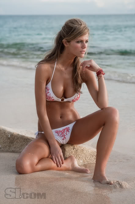 Brooklyn Decker beautiful