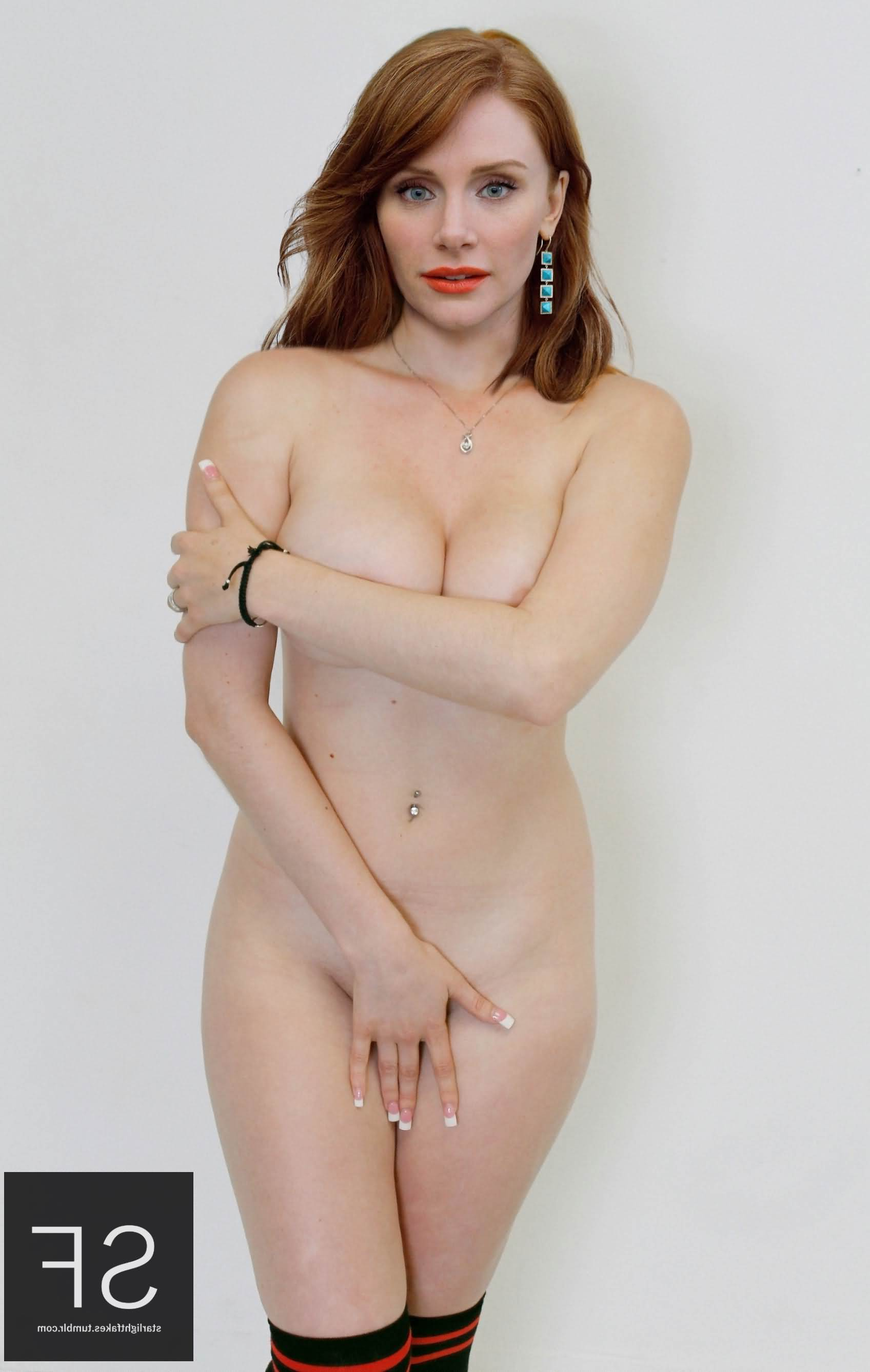 Bryce dallas howard nude opinion