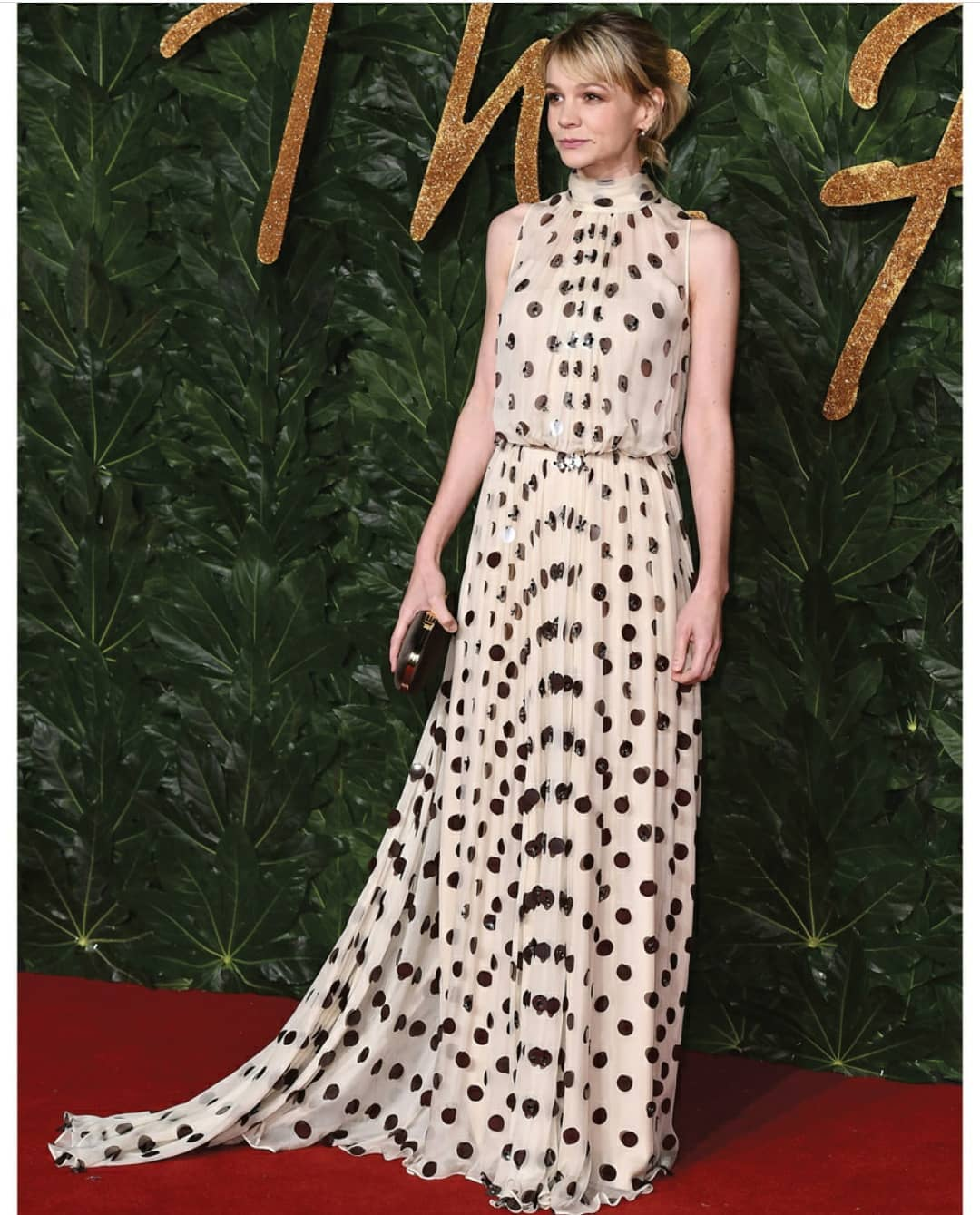 Carey Mulligan Beautifull Dress