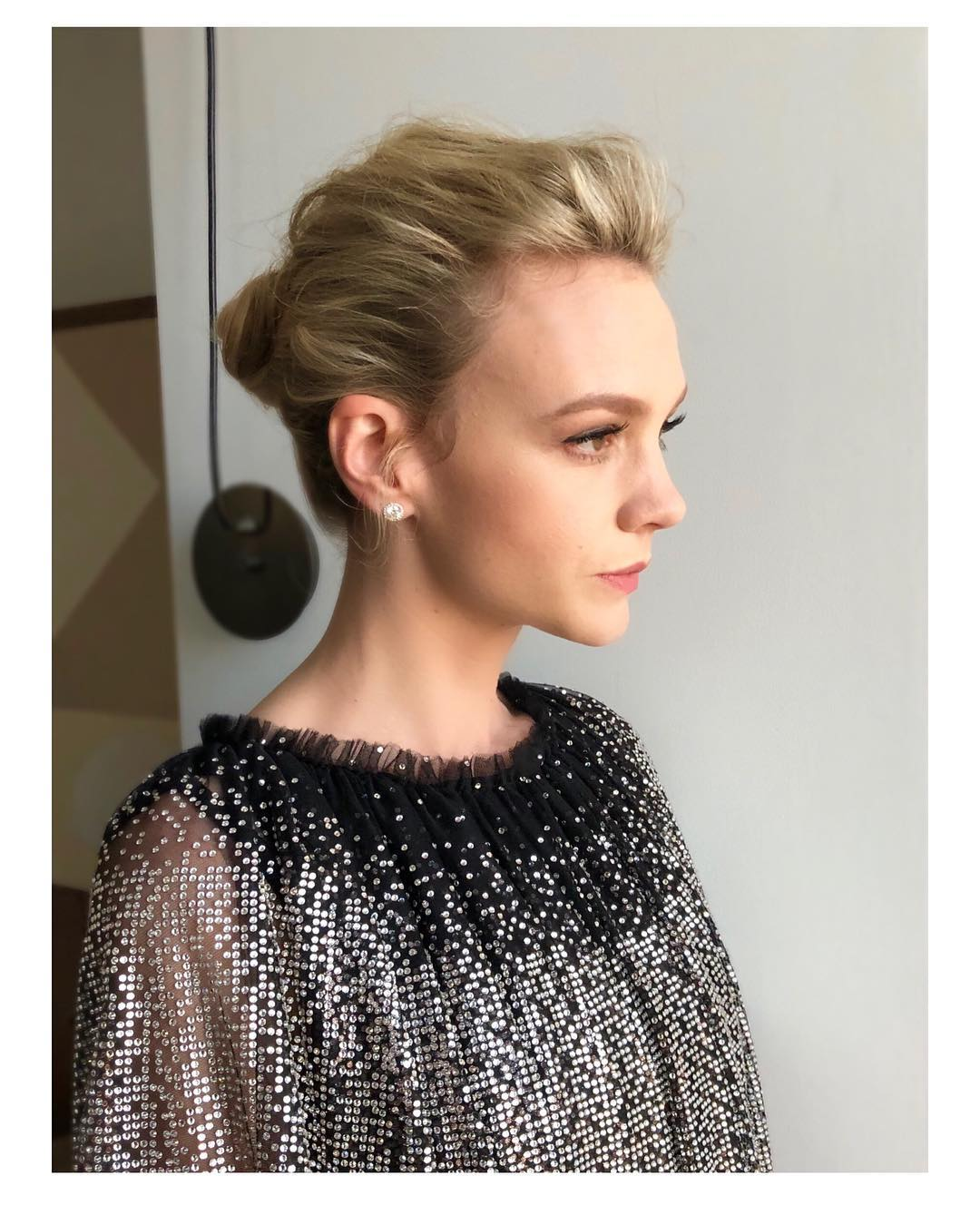 Carey Mulligan Beautifull hairstyle
