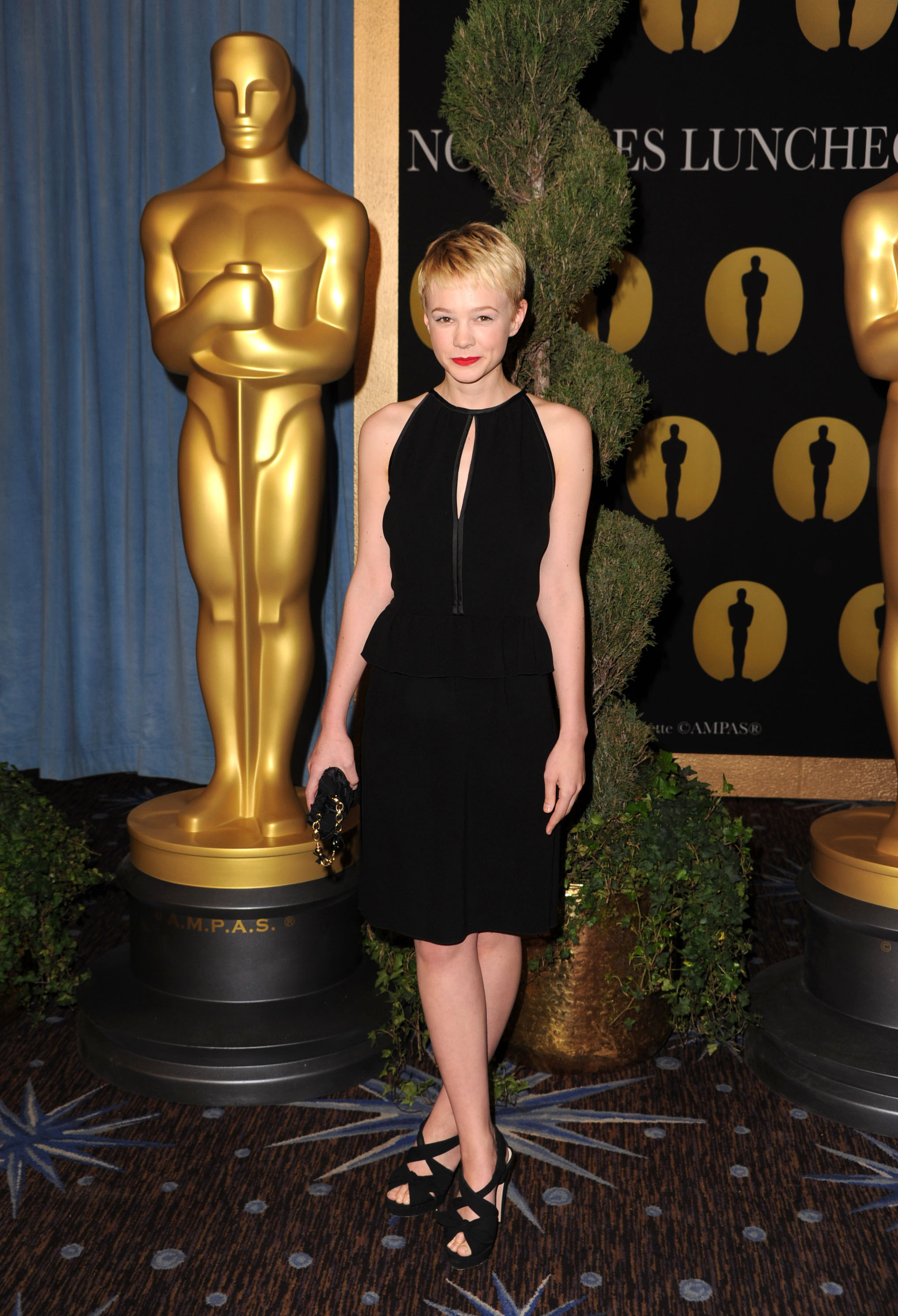 Carey Mulligan on Awards