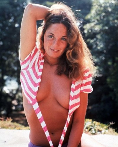 Catherine Bach hot and sexy photo
