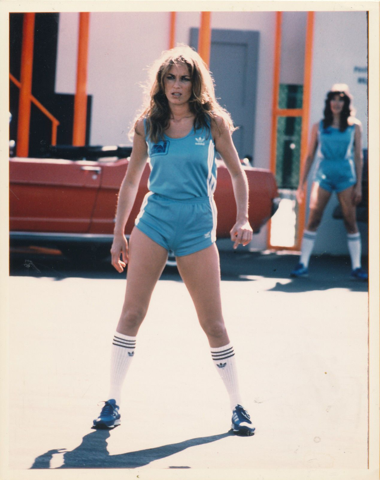 Catherine Bach hot and sexy