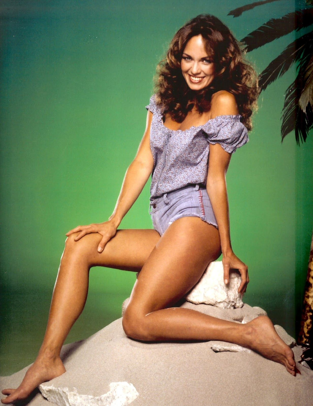 Catherine Bach hot lady picture