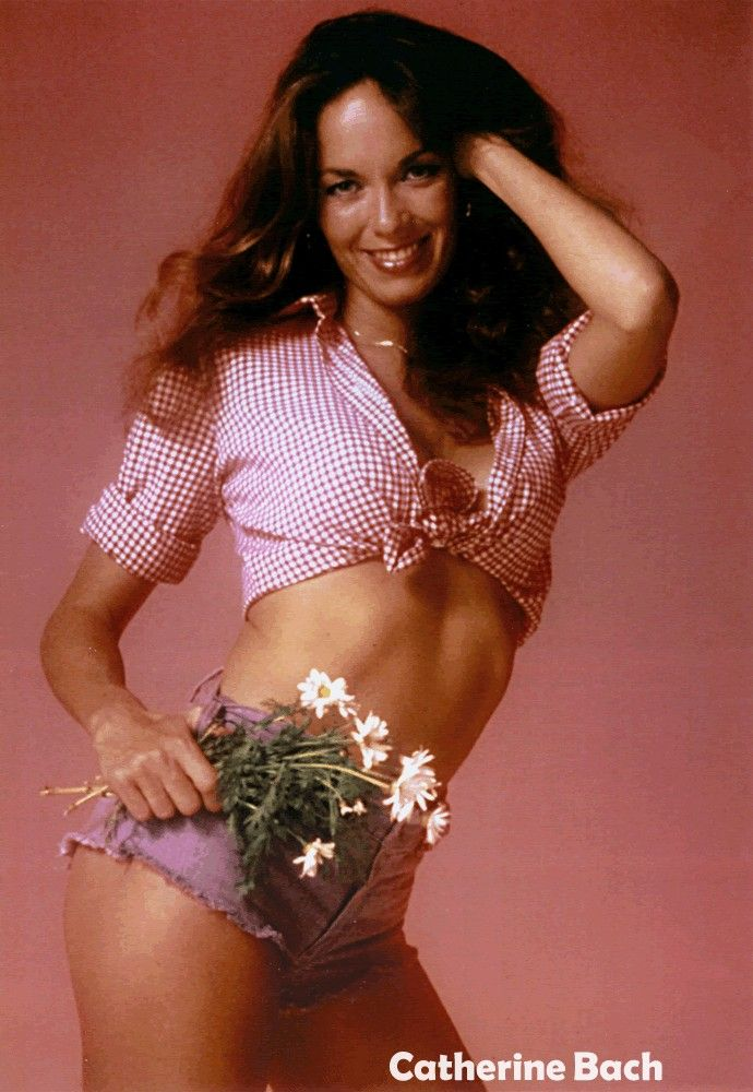 Catherine Bach sexy and hot photo