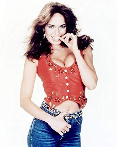 Catherine Bach sexy and hot