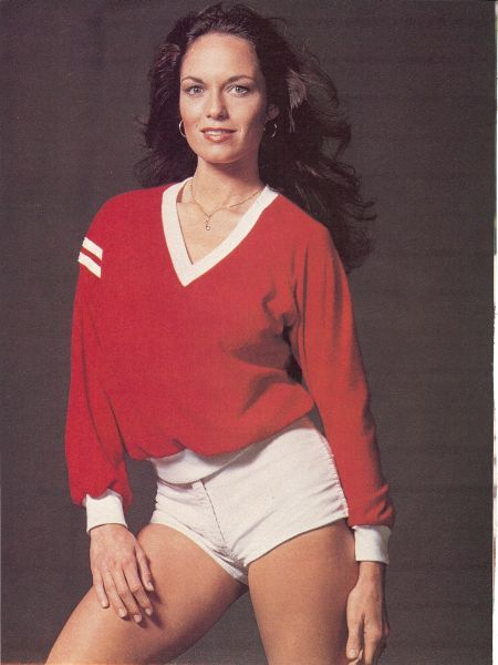 Catherine Bach sexy lady pic