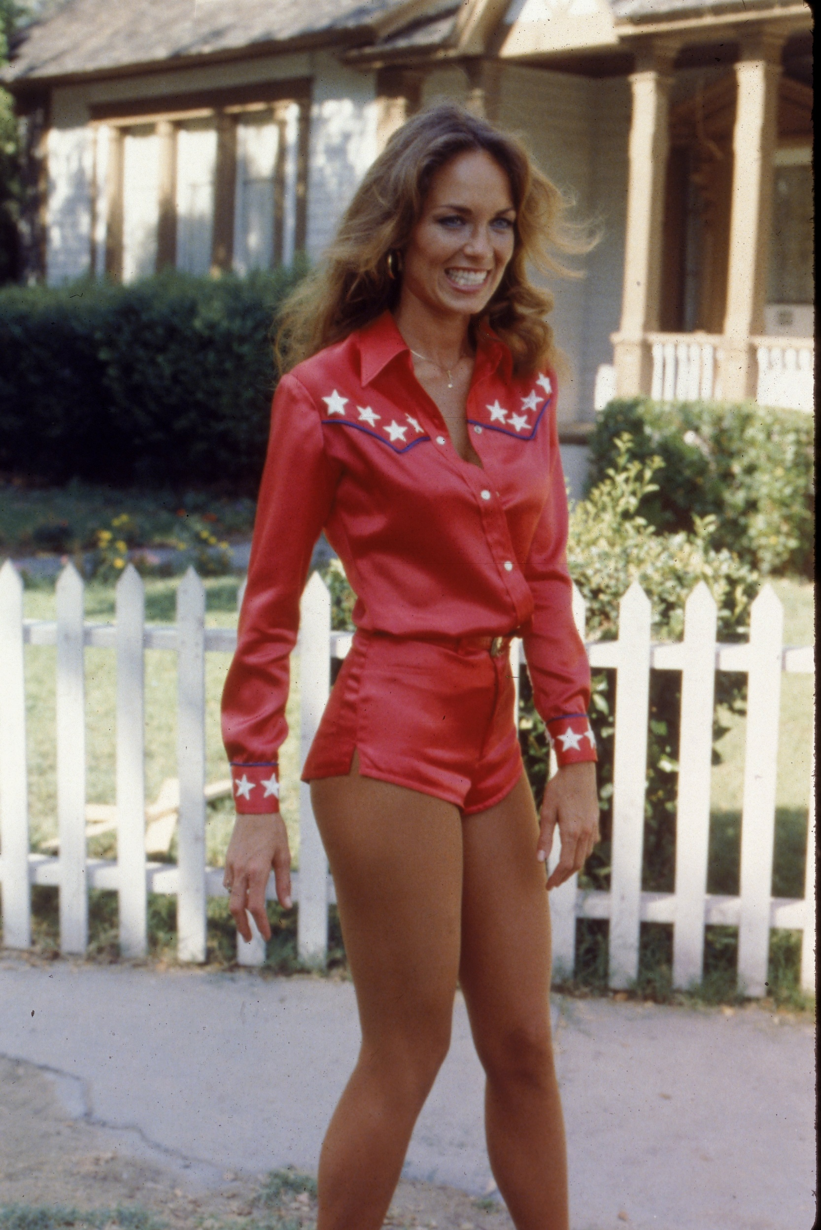 Catherine Bach sexy women picture