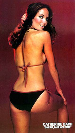 Catherine Bach too sexy picture