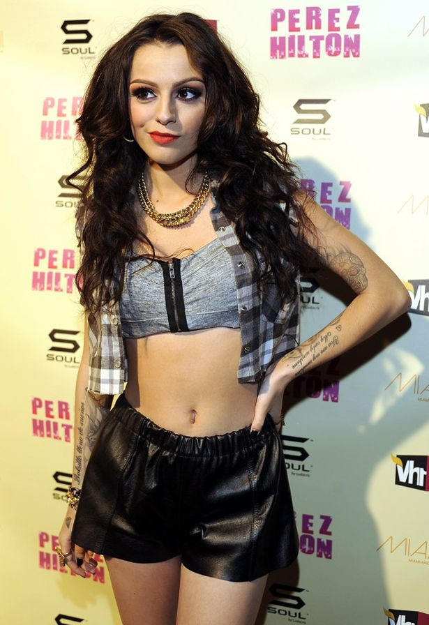 Fashion Interview With Cher Lloyd