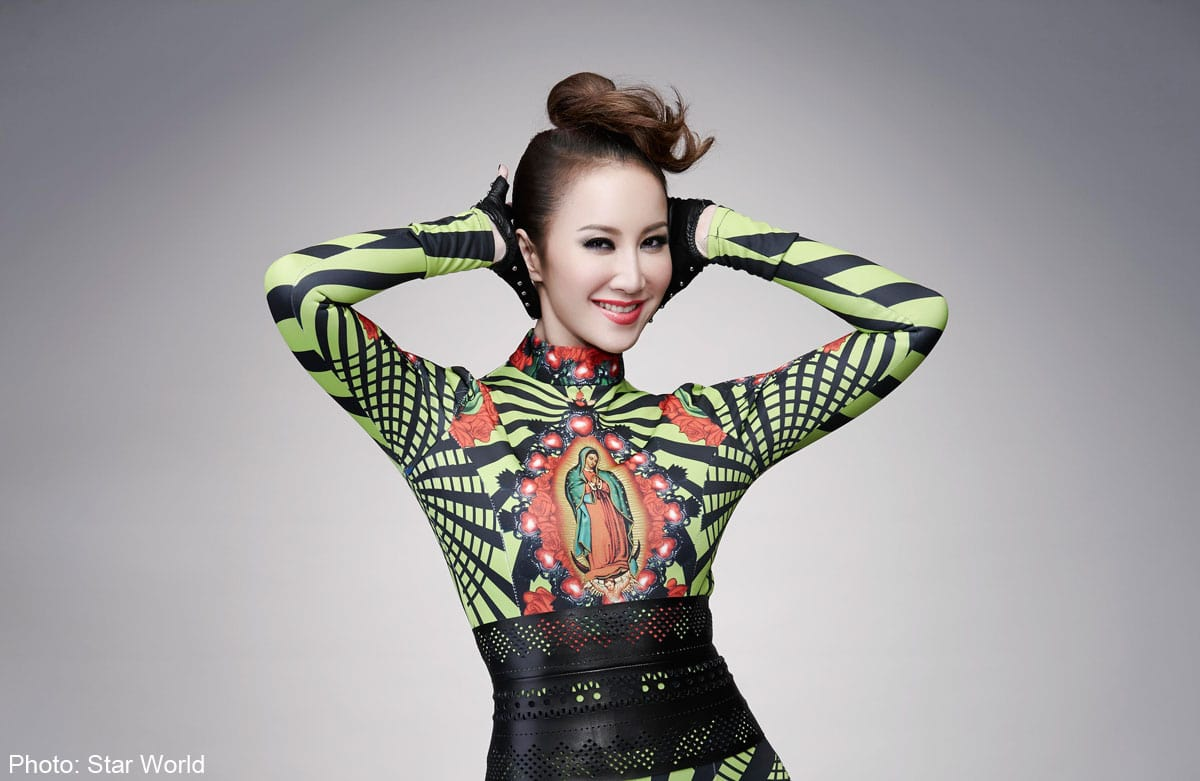 Coco Lee Sexy Lips